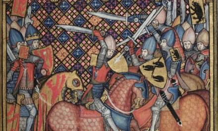 Reconstitution de la bataille de Visby 1361-2011