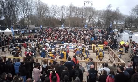 Championnat de France de béhourd 2018 : résultats