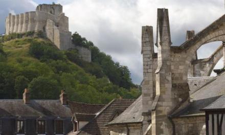 Où se loger à proximité des Andelys (Tournoi des Andelys (27) – 5vs5 le 13 octobre 2018