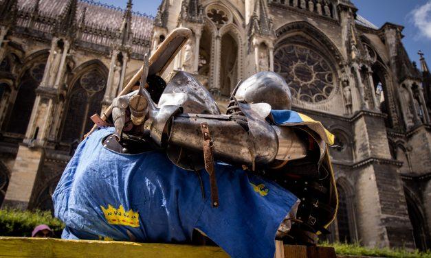 Palais du Tau 2018 : un tournoi au pied de la cathédrale