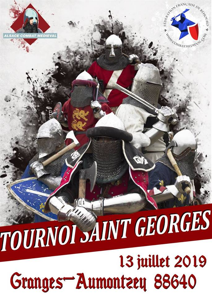 Tournoi Saint Georges à Granges-Aumontzey