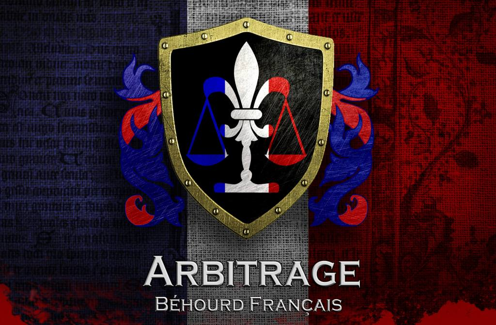 Arbitrage Béhourd Français