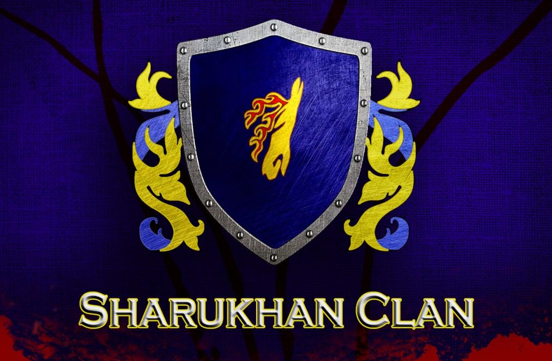 sharukhan clan