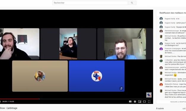 FAQ vidéo avec les arbitres