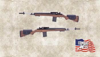 Sage M14ALCS M14 EBR Stock Enhanced Battle Rifle Stock   Combat Rifle