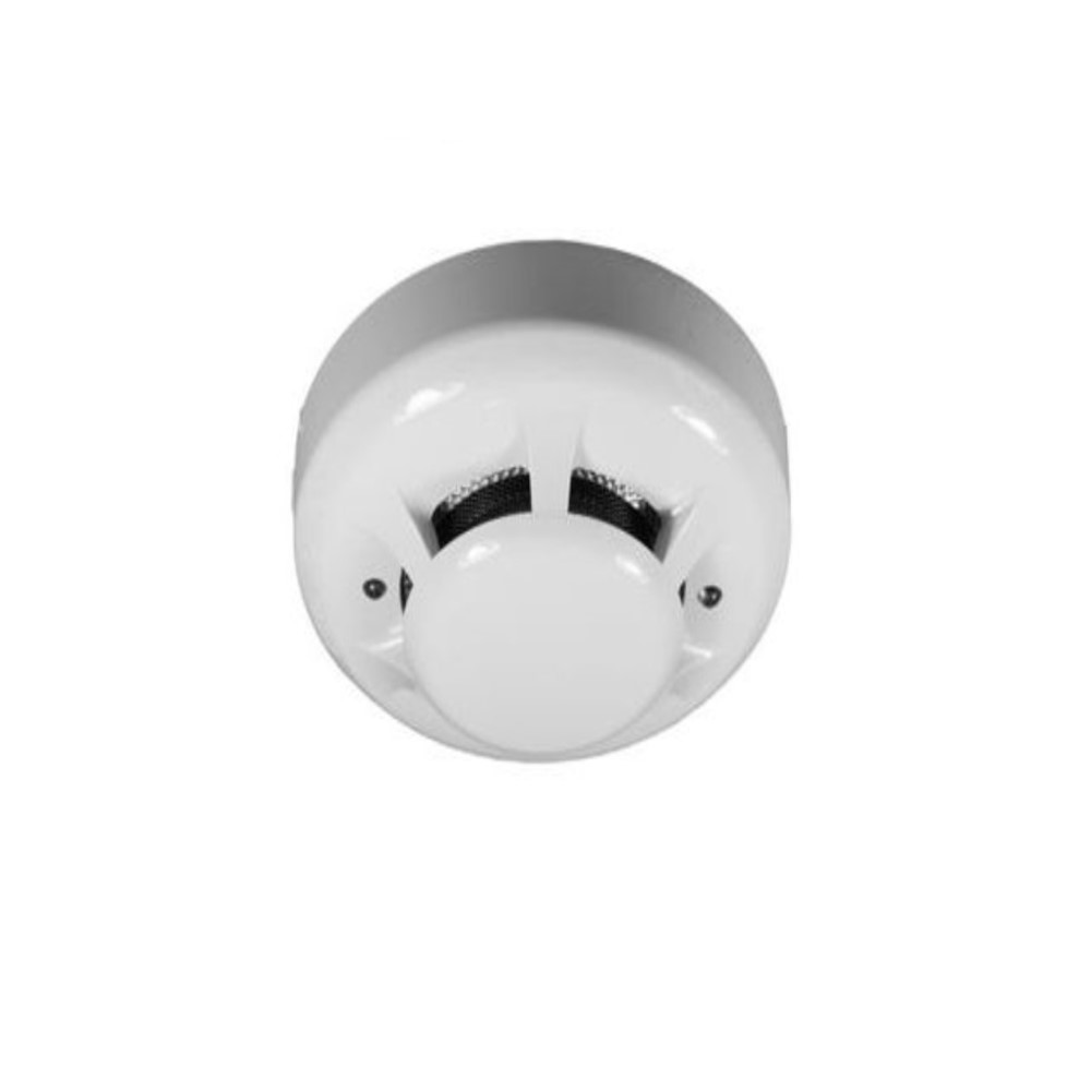 hight resolution of addressable photoelectric smoke detector