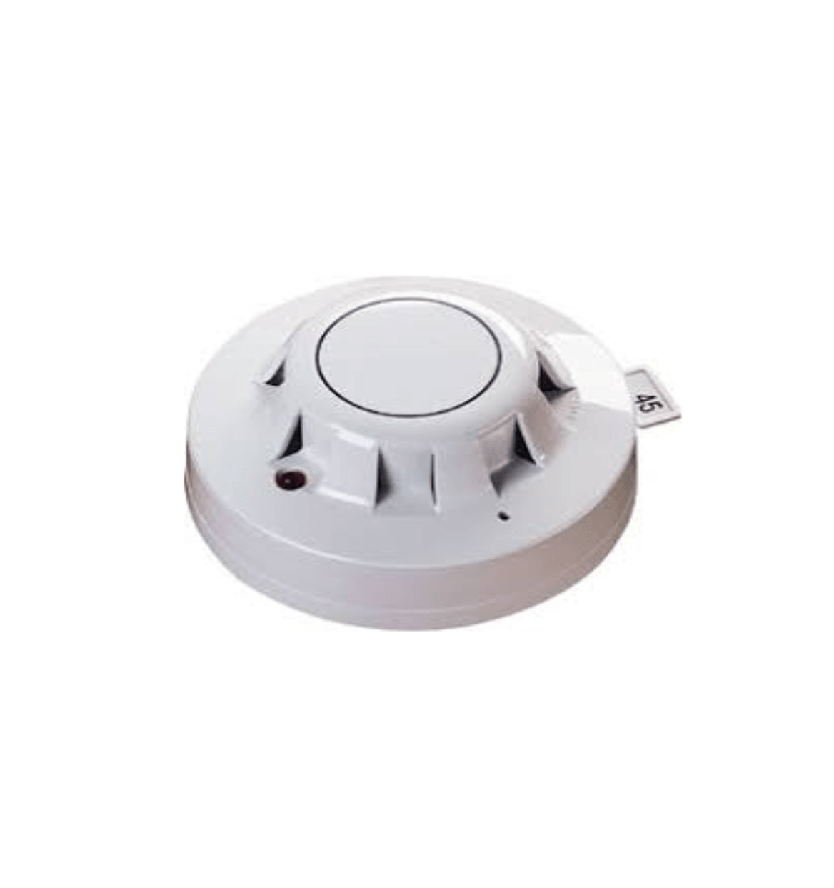 hight resolution of addressable ionization smoke detector