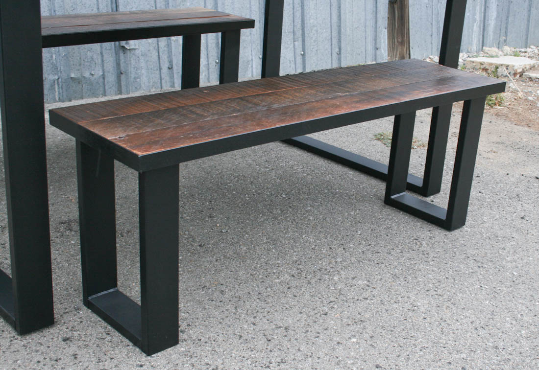 Industrial Furniture – Modern Dining Set
