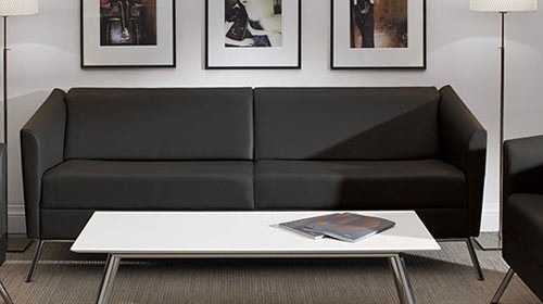 Lounge - Client comfort areas.