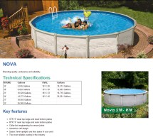 Above Ground Swimming Pools Sioux City Le Mars Cherokee Ia