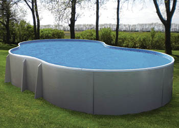 radiantfreeformpool  Hot Tubs Sioux City Above Ground Swimming Pools Patio Furniture