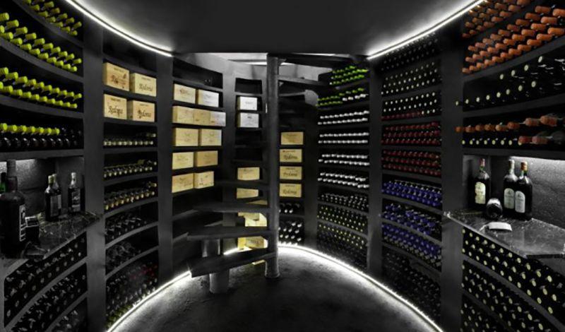 Amateur de vin ? Rajoutez une cave à votre maison.
