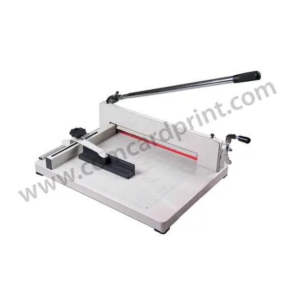 Ream Cutter Paper Metal A4/A3 Machine