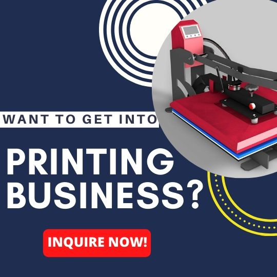 Get into printing