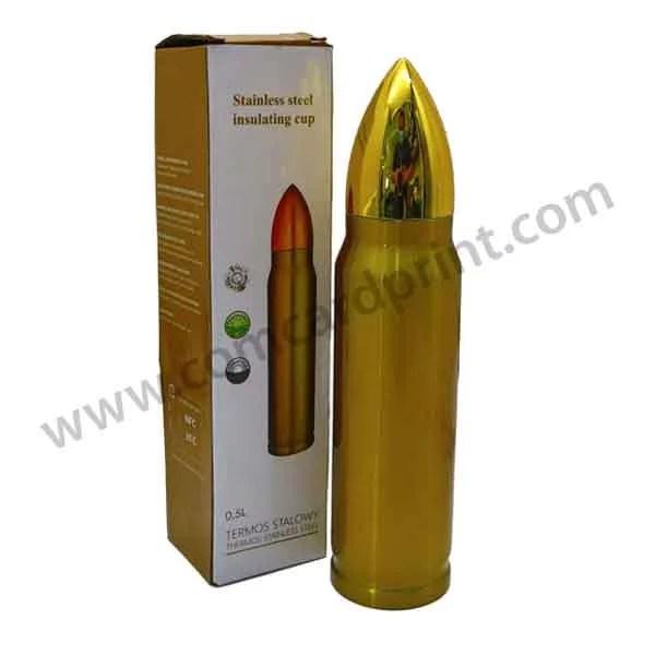 Vacuum Flask Bullet Tumbler | Stainless Steel 500 mL