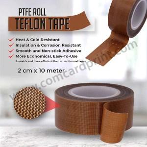 Ptfe Roll Teflon Tape | 2cm x 10 meter