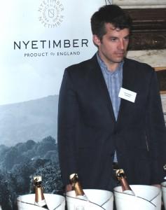 Brad Greatrix, Nyetimber