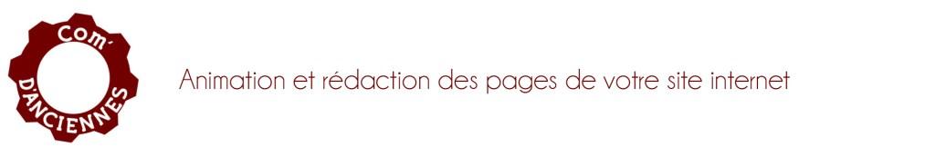 Le site de Ma Petite Italienne, une conception et une animation signée Com' d'Anciennes