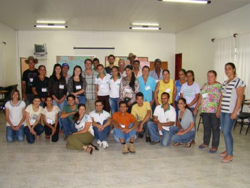 group that aprticipated at the workshop