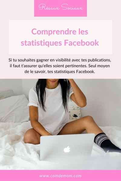 trouver les statistiques facebook