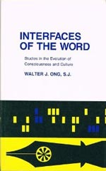 Ong: Interfaces of the Word