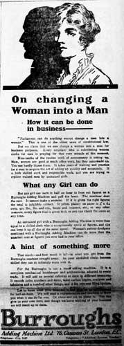 Changing women into men