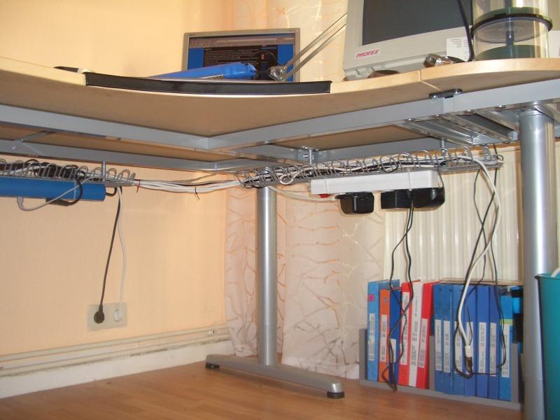 Schreibtisch Kabel
