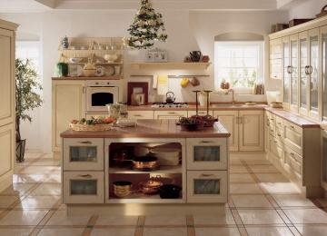 Cucina Country Provenzale | Cucina Beatrice Lube And Creo Store ...
