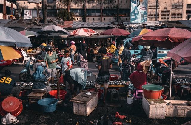 Bali come2indonesia market