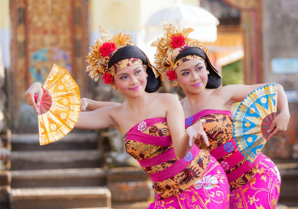 Tours to Bali in Indonesia