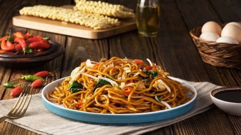 Mie goreng - Traditional Indonesian food