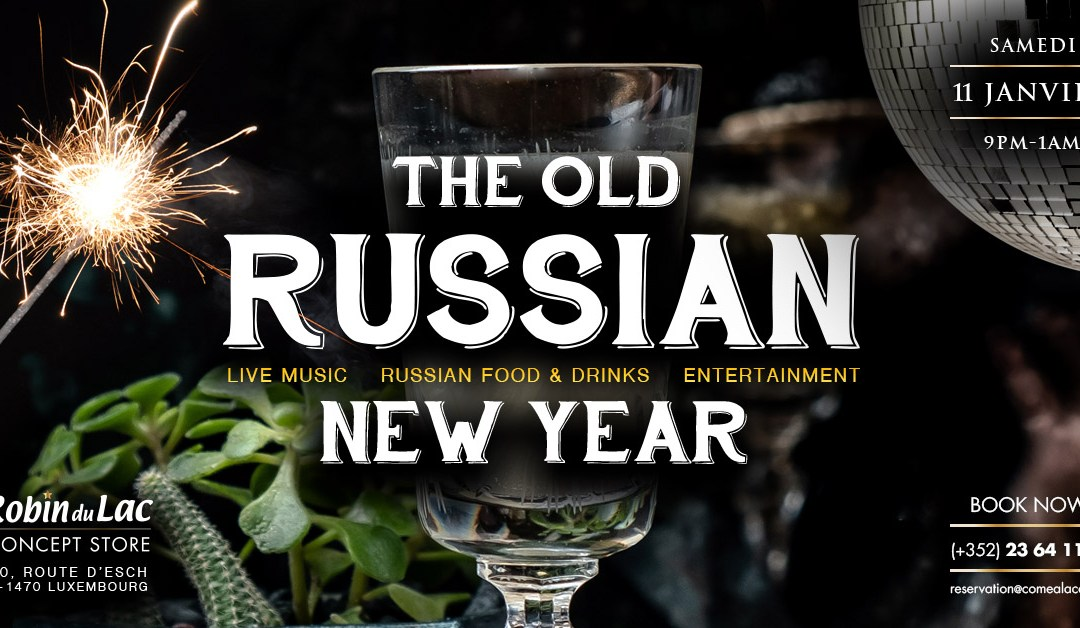 The Old Russian New Year