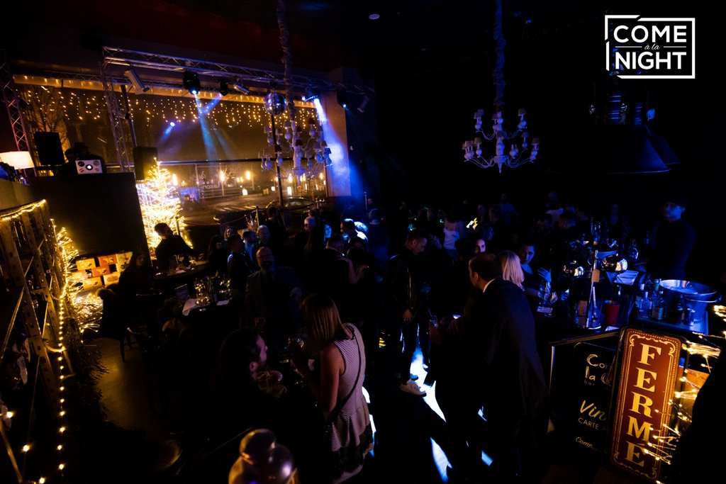 Come à La Night - Live DJ's Set - DanceFloor - Drinks & Cocktails - Robin du Lac Concept Store (54)