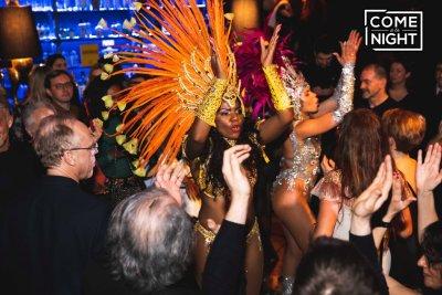 Brazilian Carnaval at Come à la Night - Come à la Cave - Robin du Lac Concept Store Luxembourg (109)