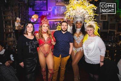 Brazilian Carnaval at Come à la Night - Come à la Cave - Robin du Lac Concept Store Luxembourg (54)