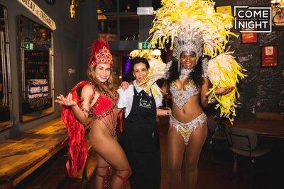 Brazilian Carnaval at Come à la Night - Come à la Cave - Robin du Lac Concept Store Luxembourg (56)