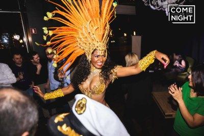 Brazilian Carnaval at Come à la Night - Come à la Cave - Robin du Lac Concept Store Luxembourg (87)