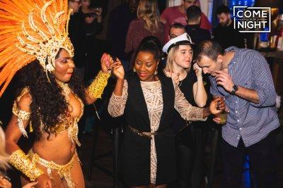 Brazilian Carnaval at Come à la Night - Come à la Cave - Robin du Lac Concept Store Luxembourg (98)