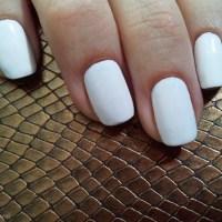 Manicure: Essie - Blanc