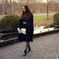 Cropped Look - deals.com Winter Fashion Challenge