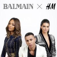 H&M X Balmain 2015 #HMBalmaination