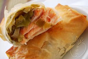 Copie de Croustillant saumon poireaux (19)