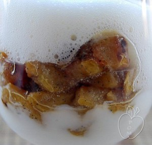 Copie de Ananas caramélisé espuma rhumée (6)