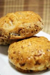 Scones courgette jambon serrano (1)