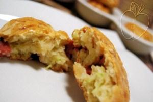 Scones courgette jambon serrano (23)