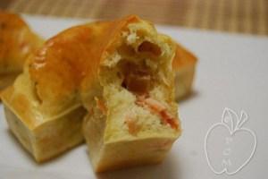 mini cake saumon citron confit a