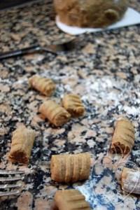 Gnocchis de castaña con su salsa de ceps (32)