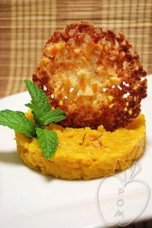 Arroz dulce con naranja y azafrán (8)