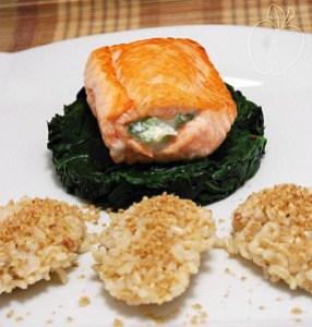 Rollitos de salmón y espinacas (3)