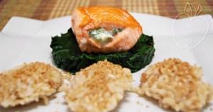 Rollitos de salmón y espinacas (4)